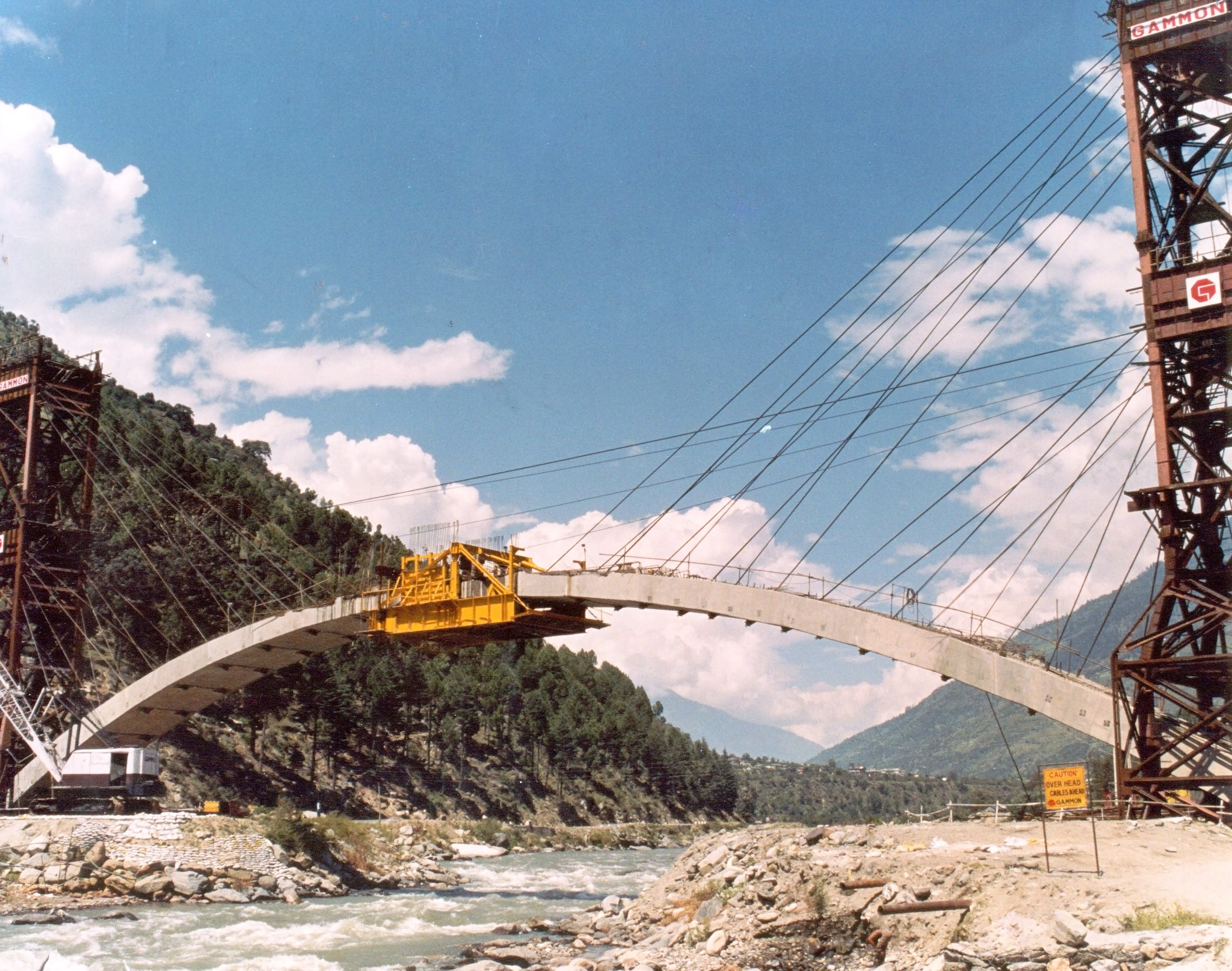 Projects Beas Bridge